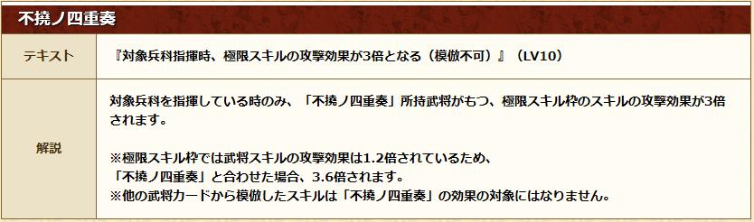 1163島津貴久 不撓ノ四重奏